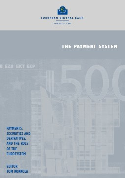 The payment system – payments, securities and derivatives, and the role of the Eurosystem in this field - cover image